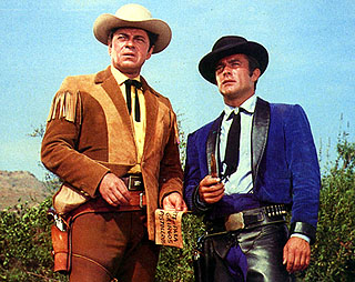 They can also pull off fringe and chaps without looking like pro-wrestling gimmicks.