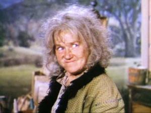 Jeanette Nolan as Dirty Sally